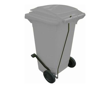 Çöp Konteyneri 120 lt (Pedallı)