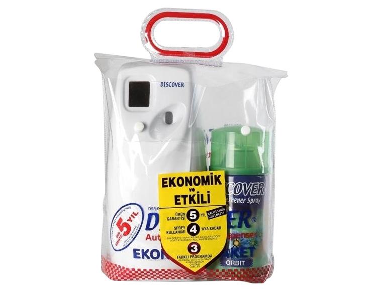 Discover Yeni Kalıp Eko Paket Makina +1 Sprey 320 ml.
