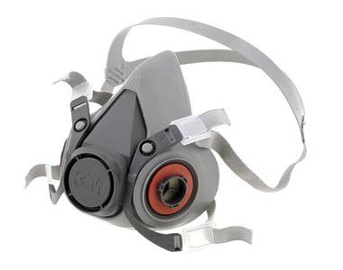 3M 6200 Yarım Yüz Maskesi