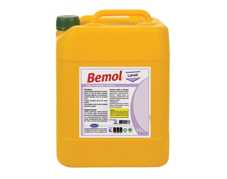 Bemol Lavair - Lavanta Esanslı Oda ve Çamaşır Parfümü 5 kg.