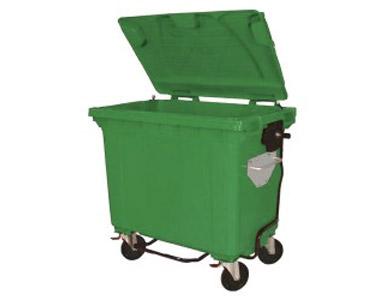 Çöp Konteyneri 770 lt (Pedallı)