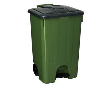 Çöp Konteyneri 85 lt (Pedallı)