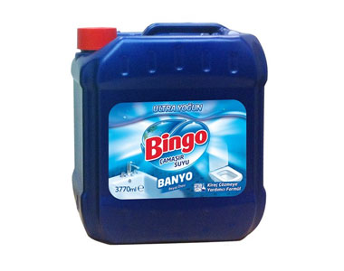 Bingo Çamaşır Suyu 4 Kg