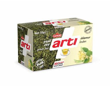 Çaykur Artı Ihlamur Poşet Çay 20´li