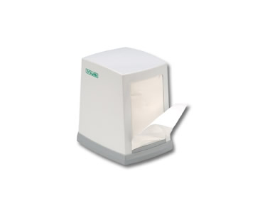 Dispenser Peçete Aparatı Beyaz Plastik