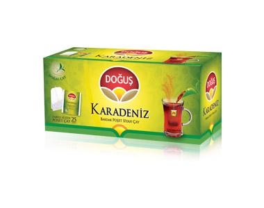 Doğuş Karadeniz Bardak Poşet Çay 25´li