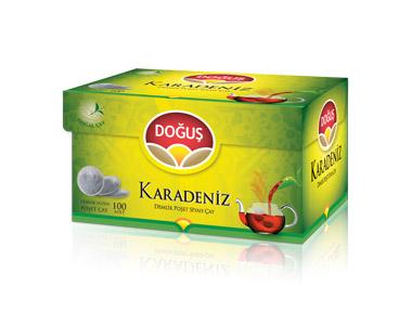 Doğuş Karadeniz Demlik Poşet Çay 100´lü