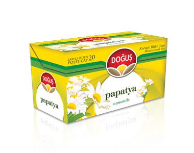 Doğuş Papatya Poşet Çay 20´li