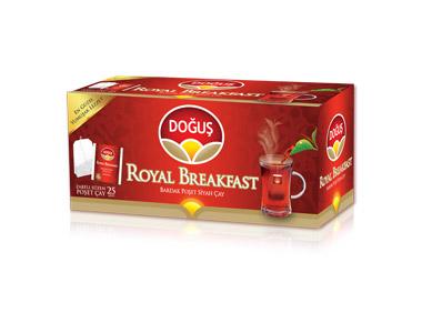 Doğuş Royal Breakfast Bardak Poşet Çay 25´li
