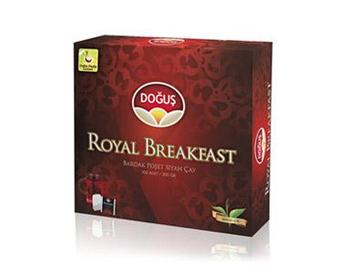 Doğuş Royal Breakfast Bardak Poşet Çay 100´lü