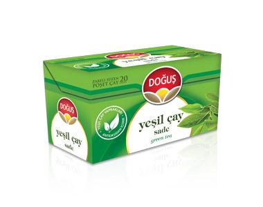 Doğuş Yeşilçay Poşet Çay 20´li