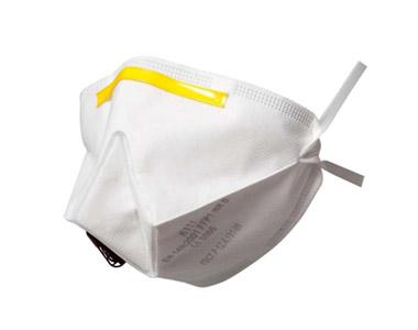 3M K111 Toz Maskesi FFP1 Katlanabilir Ventilli
