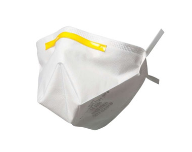 3M K101 Toz Maskesi FFP1 Katlanabilir Ventilsiz