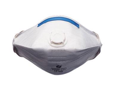 3M K103 Toz Maskesi FFP3 Katlanabilir Ventilsiz