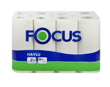 Focus Rulo Havlu 24´lü