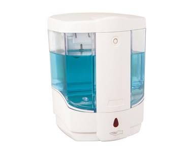 Fotoselli Sıvı Sabunluk Pilli