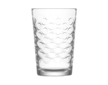 Lav Cam Su Bardağı Sedef 6´lı