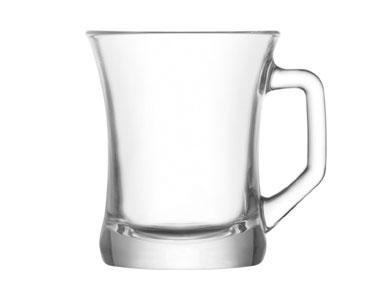 Lav Kulplu Çay Bardağı Zen Plus 3´lü