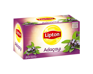 Lipton Adaçayı Poşet Çay 20´li