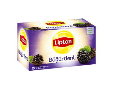 Lipton Böğürtlen Poşet Çay 20´li