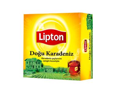 Lipton Doğu Karadeniz Bardak Poşet Çay 100´lü