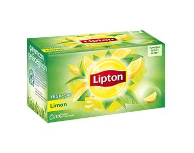 Lipton Limonlu Yeşilçay 20´li