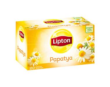Lipton Papatya Poşet Çay 20´li