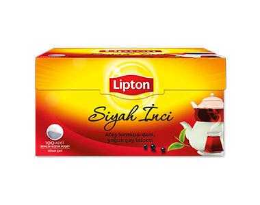 Lipton Siyah İnci Demlik Poşet Çay 100´lü