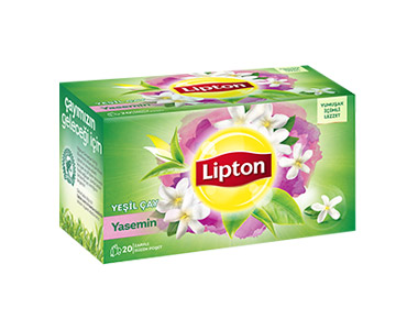 Lipton Yaseminli Yeşilçay 20´li