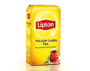 Lipton Yellow Label Siyah Çay 1 kg
