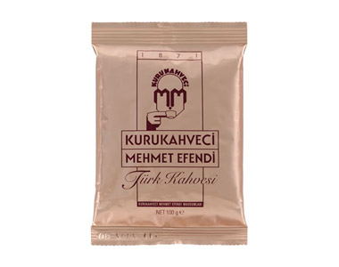 K.K. Mehmet Efendi Türk Kahvesi 100gr