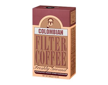 K.K. Mehmet Efendi Colombian Filtre Kahve 500gr
