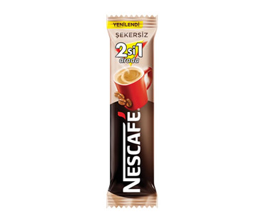 Nescafe 2´ü 1 Arada