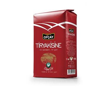 Ofçay Tiryakisine Siyah Çay 1 kg
