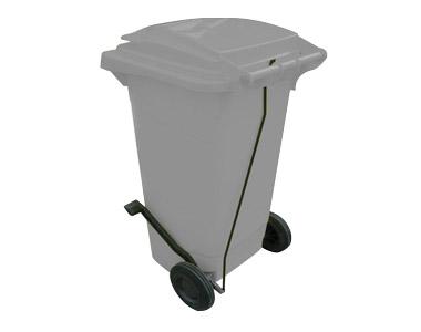 Çöp Konteyneri 240 lt (Pedallı)