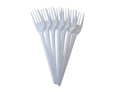 Plastik Çatal (Eko.) 100´lü