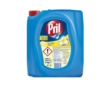 Pril Sıvı Bulaşık Deterjanı 4 Kg