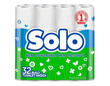 Solo Tuvalet Kağıdı 32´li