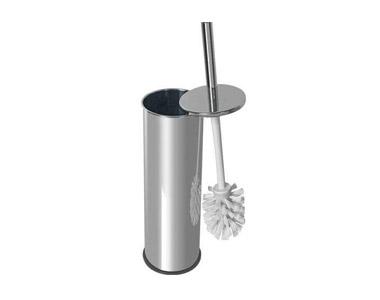 Muhafazalı Tuvalet Fırçası (Metal)