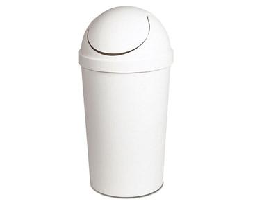 Çöp Kovası Sallanan Kapak Plastik Yuvarlak No:1