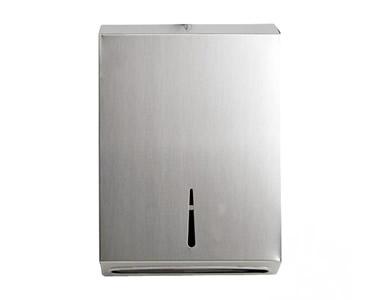 Z Katlama Dispenser Havlu Aparatı 400 lü Paslanmaz