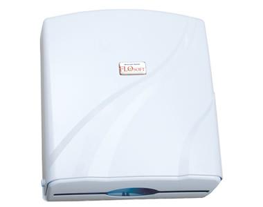 Z Katlamalı Kağıt Havluluk 300 lü Beyaz Flosoft