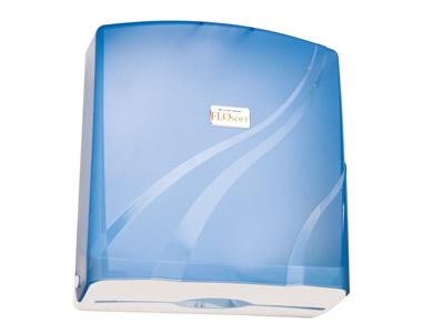 Z Katlamalı Kağıt Havluluk 300 lü Mavi Flosoft